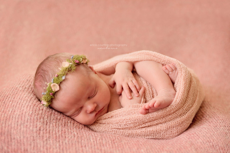 newborn baby pregnancy photographer in raleigh cary apex nc erica courtine photography