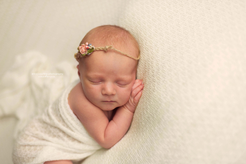 Raleigh Cary Apex Holly Springs Fuquay Varina NC newborn photographer- all newborn sessions include digital files and birth announcements.