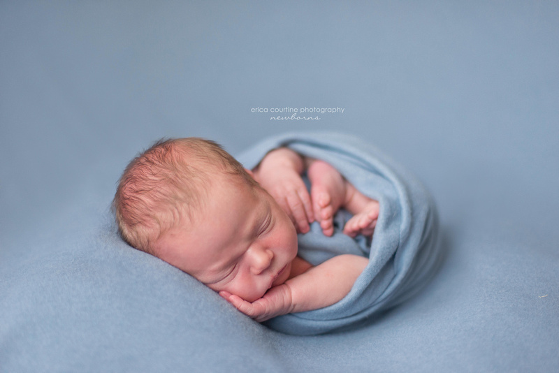 Newborn baby photographer raleigh cary nc in home photography sessions