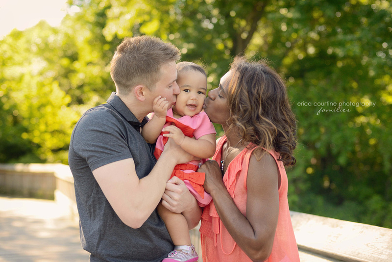raleigh family photographer portrait session at yates mill county park