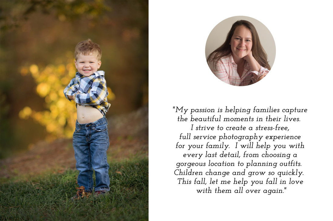 About fall family photography portraits raleigh nc