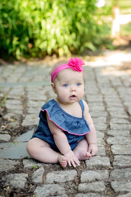 raleigh holly springs fuquay varina nc newborn and baby photographer jc raulston arboretum