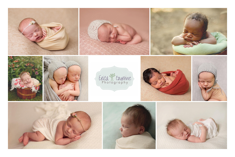 newborn baby portrait photography session giveaway 2016 in raleigh cary apex holly springs fuquay varina nc erica courtine photography